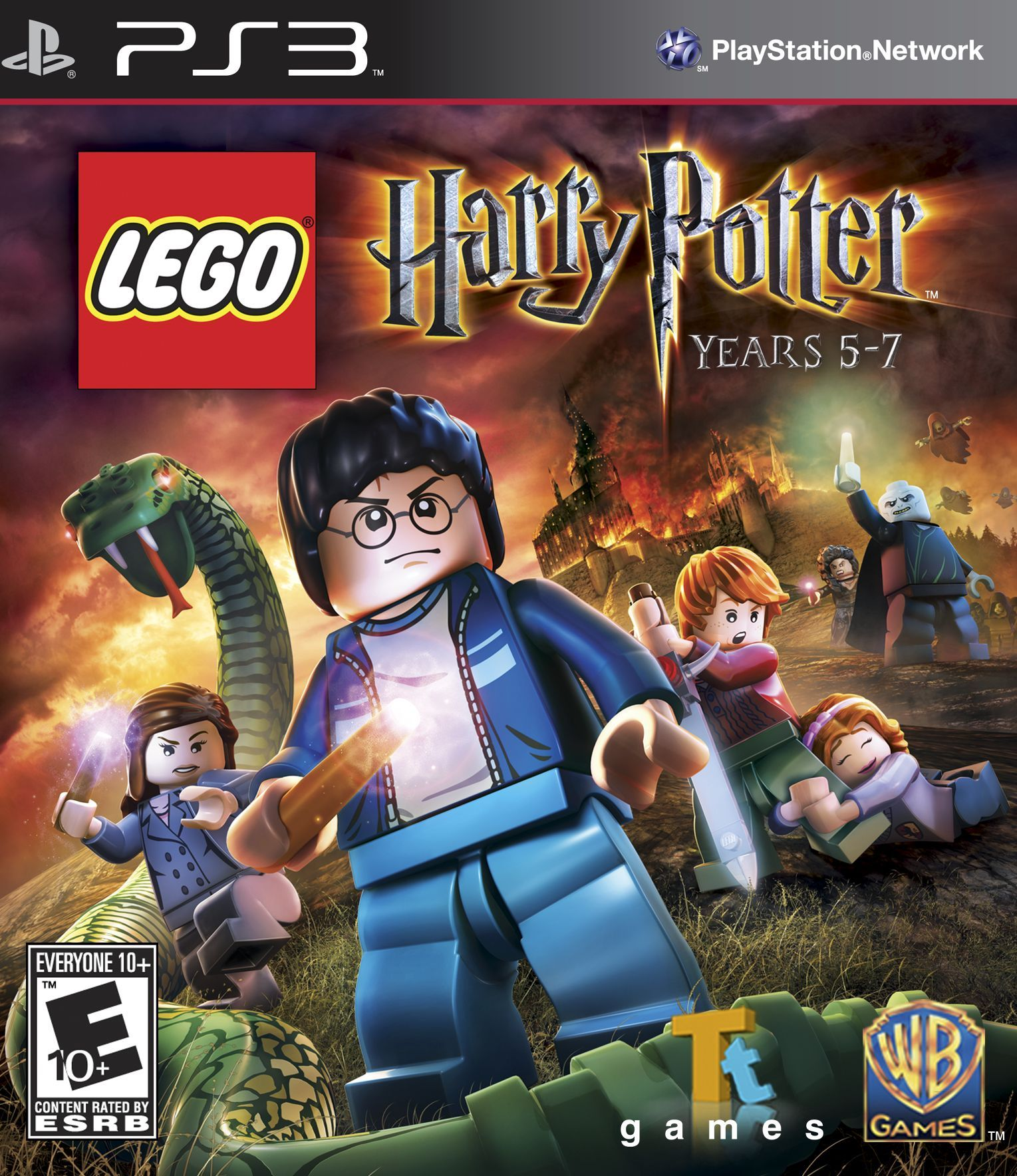 Lego Harry Potter Years 5 7 Ps3 Megagames